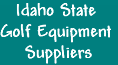 Idaho State Golf Equipment