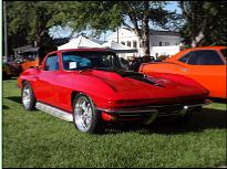 1967 Chevrolet Corvette 2012 Vinitques Northwest Natonals Everythingnorthwest.com